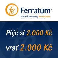 SMS půjčka Ferratum