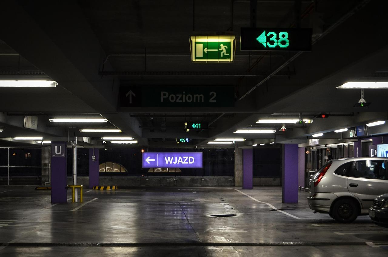 Parkování u letiště