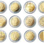 Výměna mincí v bance