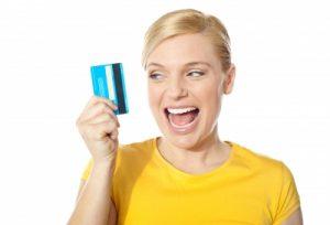 Bezkontaktní kreditní karty