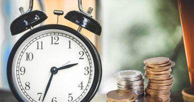 Alarm Clock Coins Finance Money  - Tumisu / Pixabay