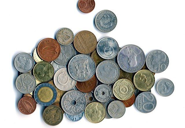 počítačky mincí
