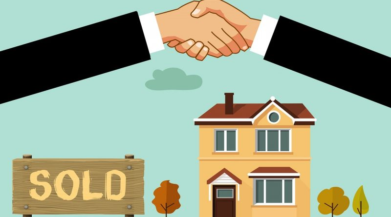 House Mortgage Home Sold Real  - mohamed_hassan / Pixabay