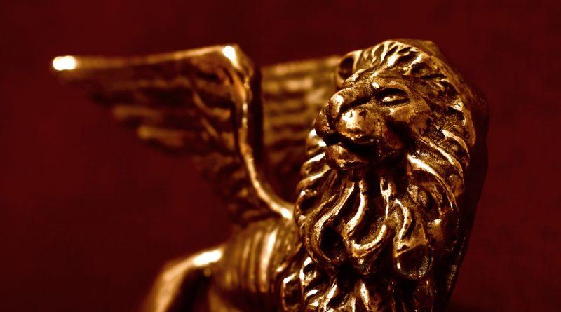 Lion Gold Venice Heraldic Figure  - papazachariasa / Pixabay