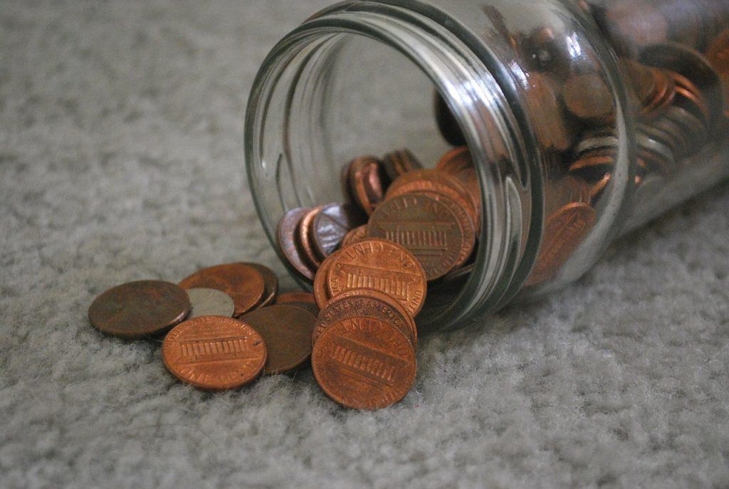 Bez peněz nelze žít