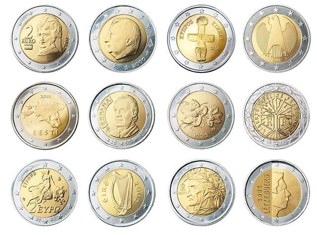 Výměna mincí